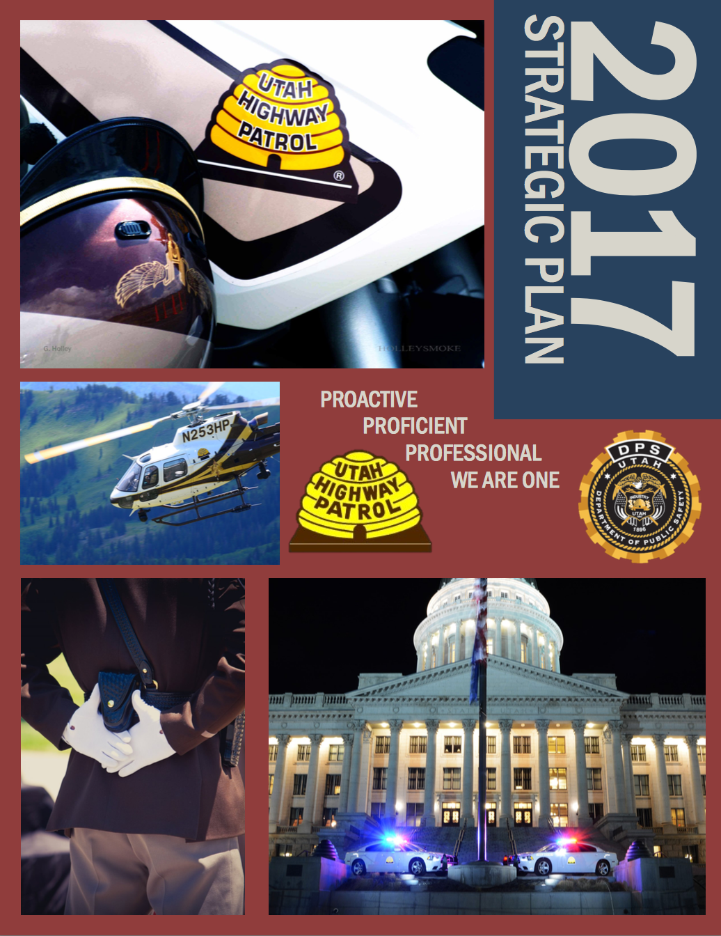Screen cap of cover of 2017 UHP Strategic Plan