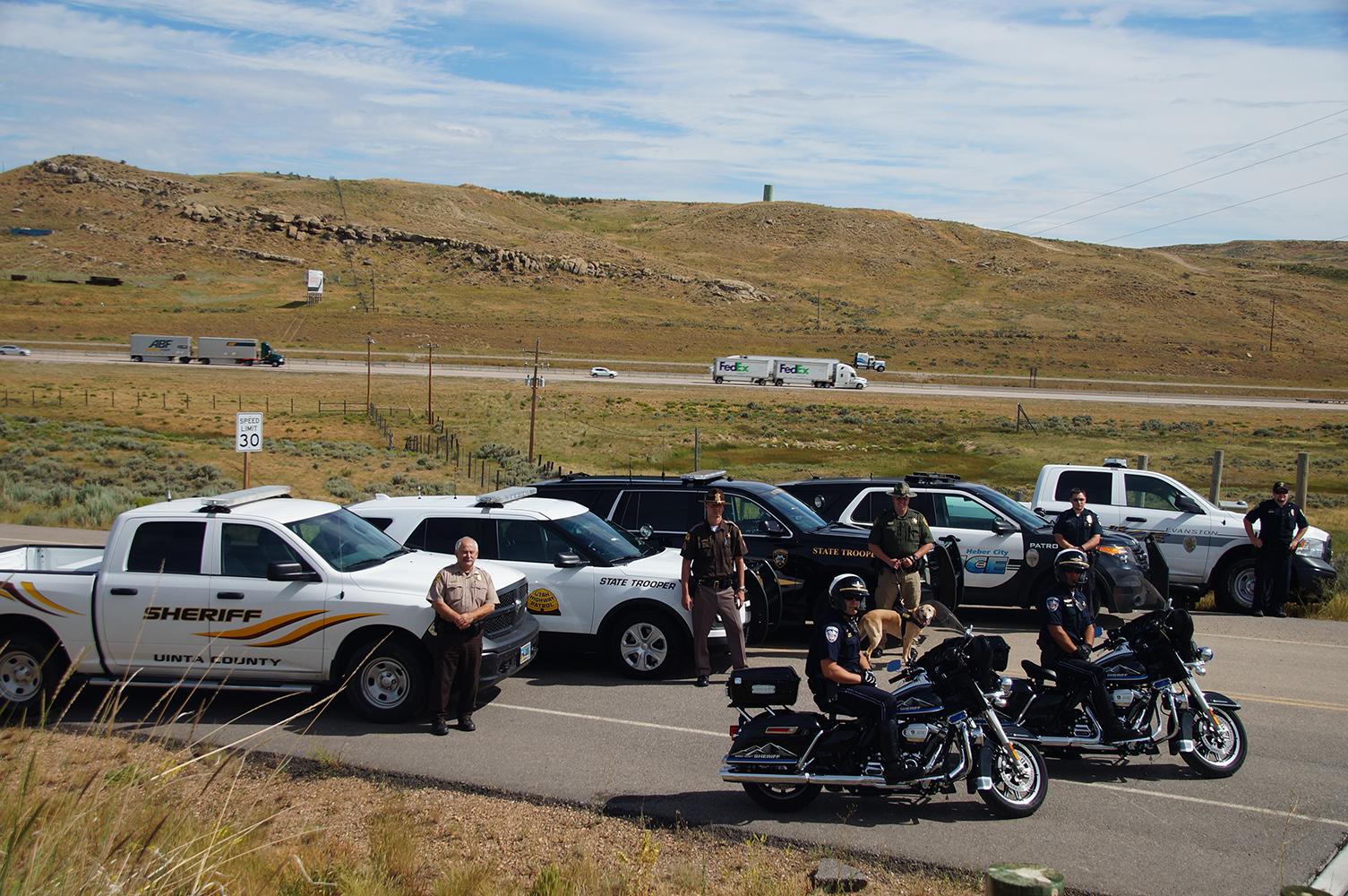 Utah And Wyoming Teaming Up For Weekend Traffic
