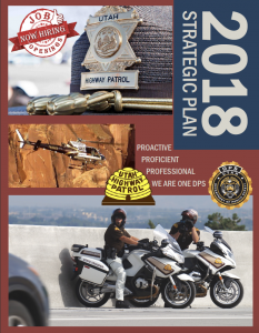 Screen cap of cover of UHP strategic report