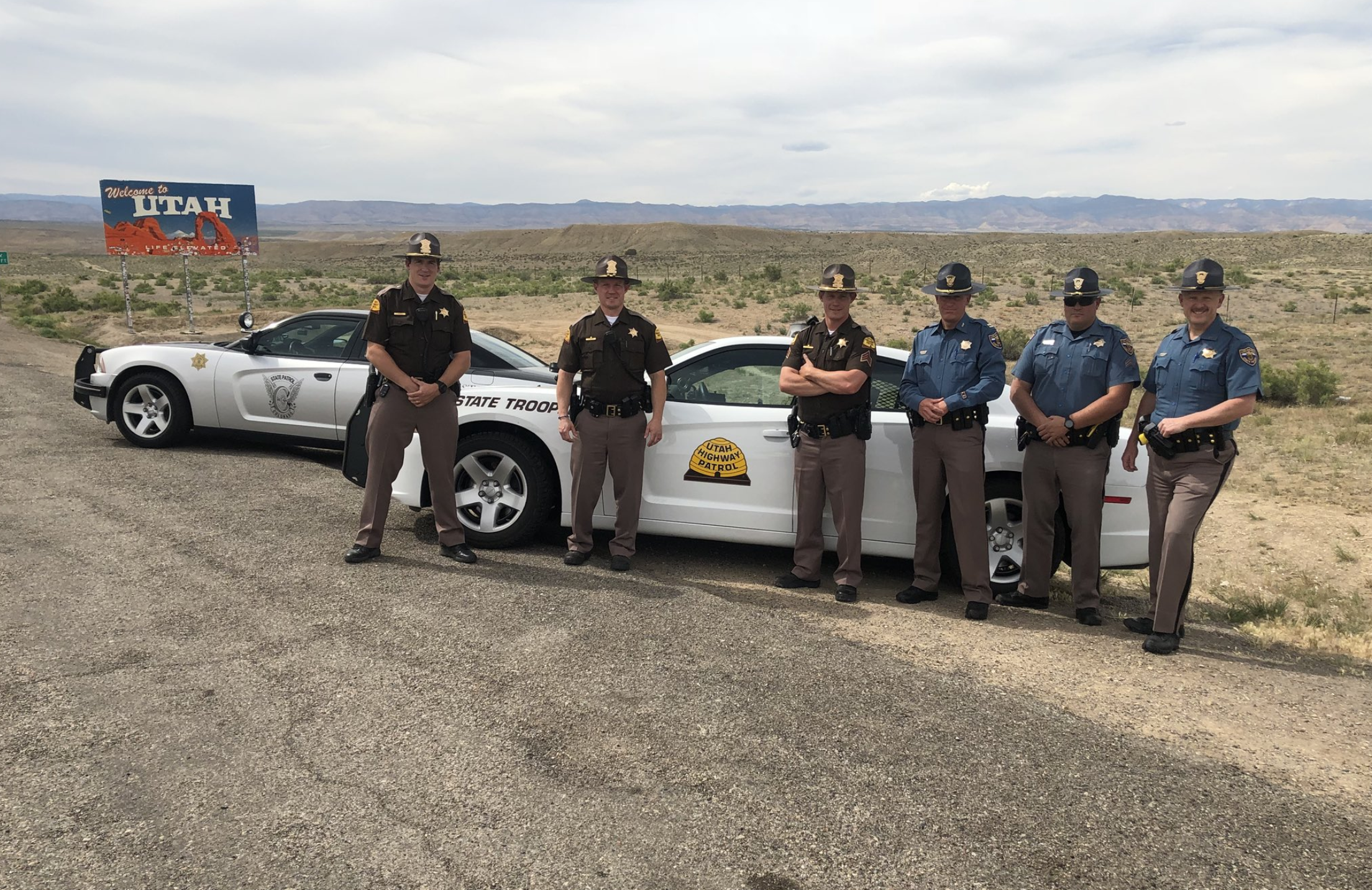 Troopers from UHP and Colorado State Patrol will participate in border to border seat belt enforcement.
